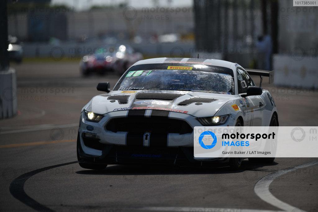 Jade Buford, PF Racing Ford Mustang GT4