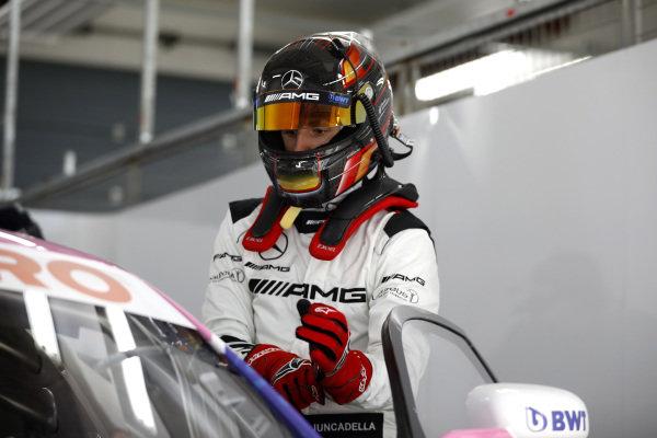 Daniel Juncadella, Mercedes-AMG Team GruppeM Racing..