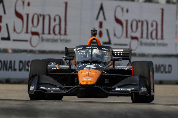#5: Pato O'Ward, Arrow McLaren SP Chevrolet