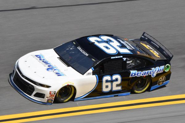 #62: Noah Gragson, Beard Motorsports, Chevrolet Camaro Beard Motorsports/South Point