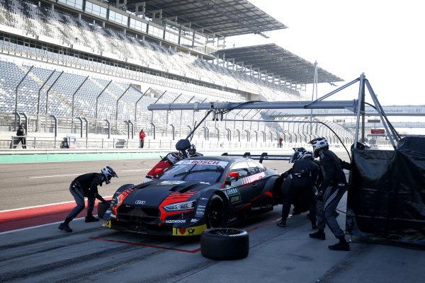 Pietro Fittipaldi, Audi Sport Team WRT, Audi RS 5 DTM.