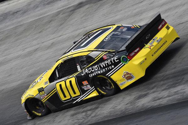 #00: Landon Cassill, Manscaped Racing, Chevrolet Camaro StarCom Fiber