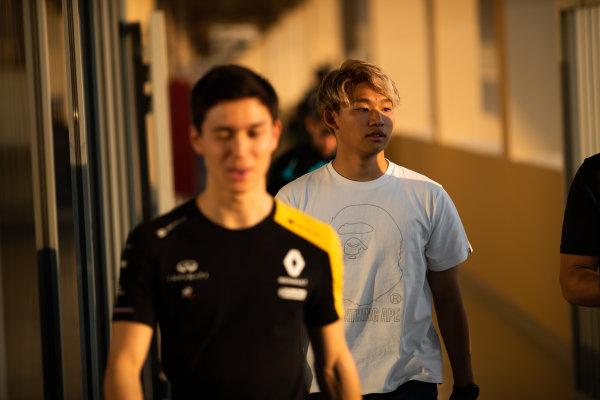 Marino Sato (JPN, CAMPOS RACING)