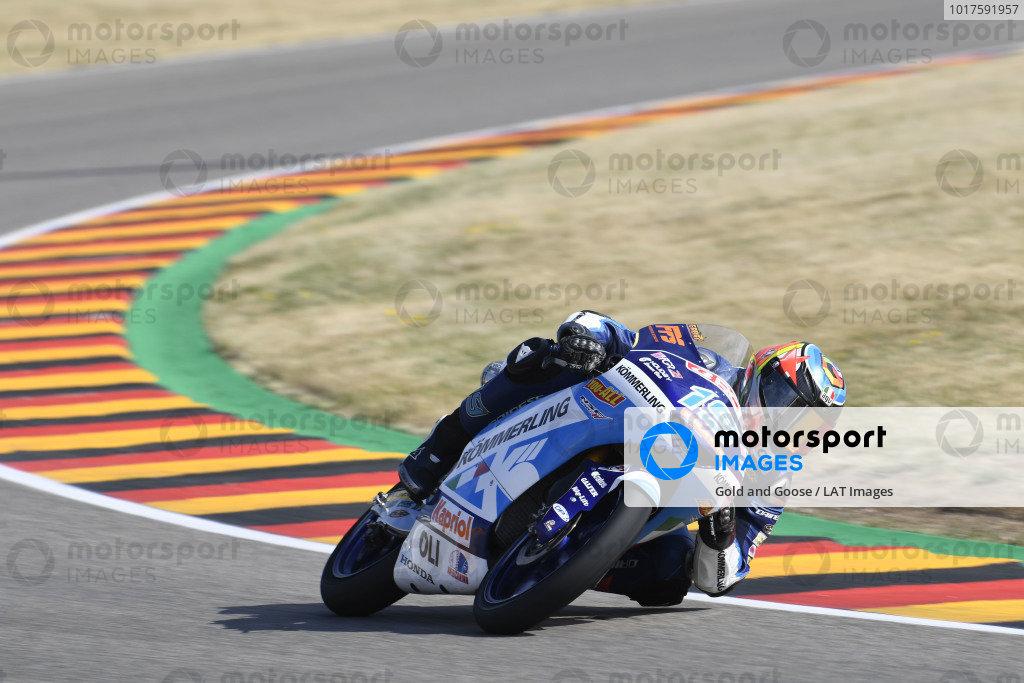 Gabriel Rodrigo, Gresini Racing.