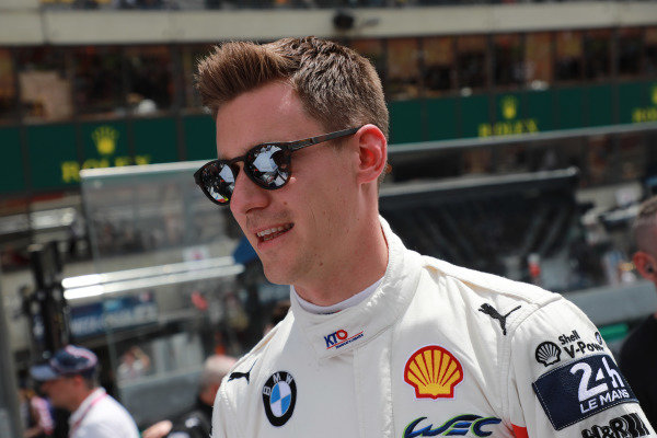 #81 BMW Team MTEK BMW M8 GTE: Nicky Catsburg