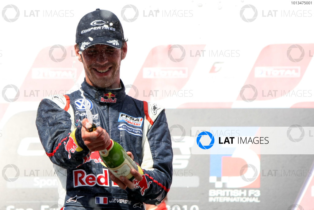 2010 British International Formula Three Championship