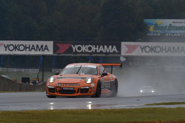 1-3 October, 2014, Braselton, Georgia USA 14, Colin Thompson, Platinum, 2014 Porsche ?2014, Scott R LePage  LAT Photo USA