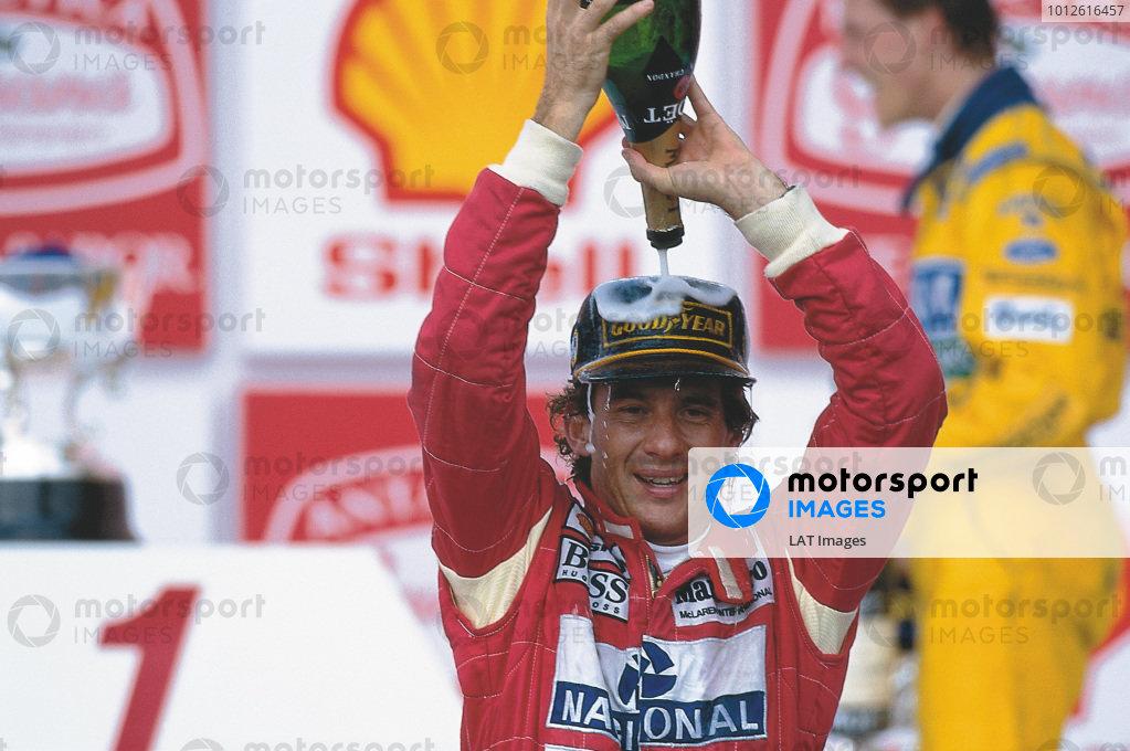 1993 Brazilian Grand Prix.