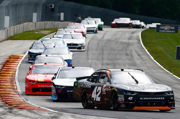 NASCAR XFINITY Series Johnsonville 180 Road America, Elkhart Lake, WI USA Sunday 27 August 2017 Justin Marks, Katerra Chevrolet Camaro World Copyright: Brett Moist LAT Images