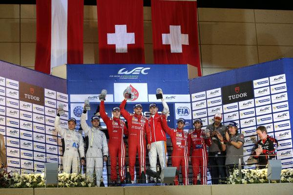 2015 FIA World Endurance Championship, Bahrain International Circuit, Bahrain. 19th - 21st November 2015. xxxx World Copyright: Jakob Ebrey / LAT Photographic.
