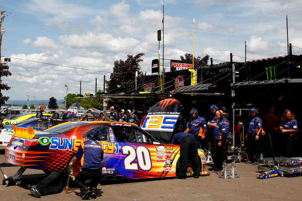 7-8 August, 2015, Watkins Glen, New York USA Kenny Habul, Sun Energy Toyota Camry  ?2015, Russell LaBounty LAT Photo USA