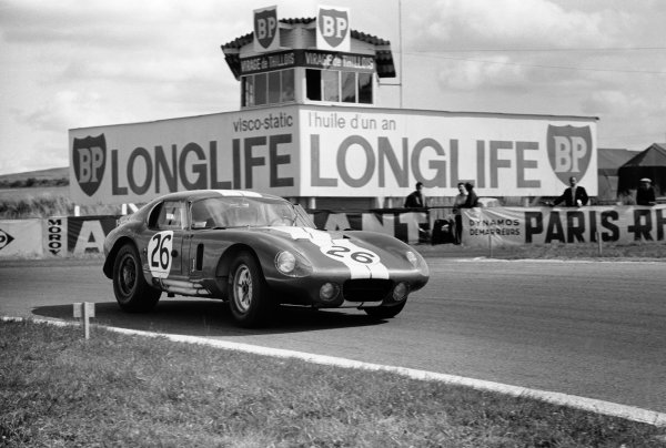 Reims-Gueux, France. 4th July 1965. Rd 12.