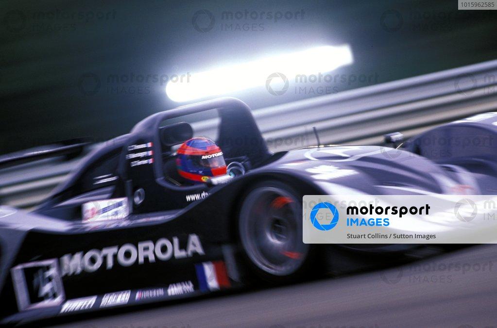 Christophe Tinseau (FRA) / Franck Montagny (FRA) / David Terrien (FRA) DAMS Lola B98/10 Judd did not finish. Le Mans 24 Hours, Le Mans, France, 12-13 June 1999. BEST IMAGE