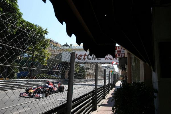 Monte Carlo, Monaco26th May 2011Sebastian Vettel, Red Bull Racing RB7 Renault. Action. World Copyright: Andy Hone/LAT Photographicref: Digital Image CSD_3512