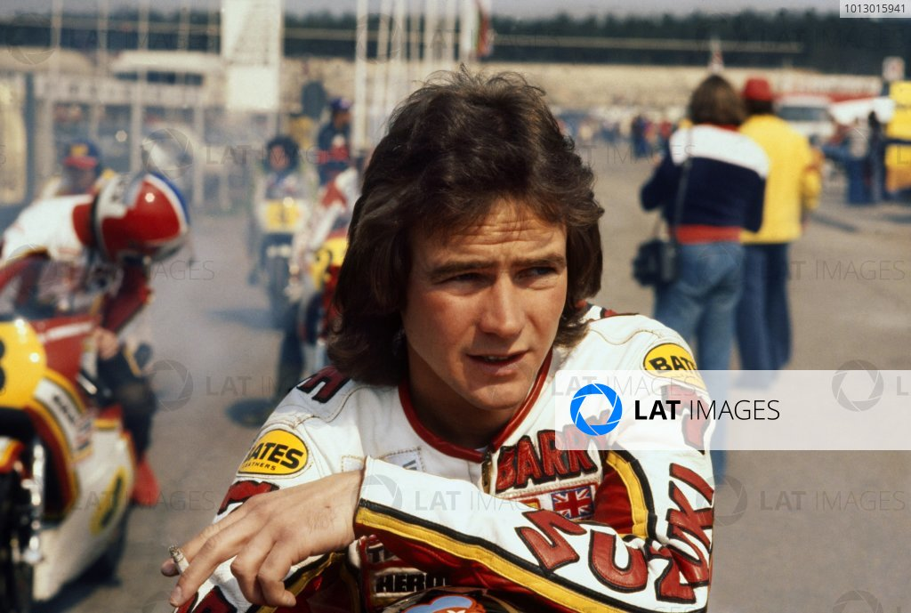 1977 FIM 500cc World Championship.