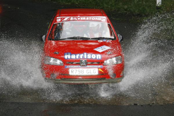 Manx International Rally 2008, 17th-19th July 2008James Harrison/ Peugeot 106 - Challenge winnerWorld Copyright: Ebrey/LAT Photographic