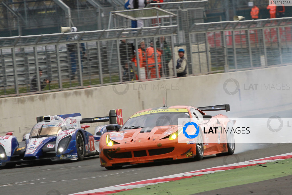 6 Hours of Silverstone: WEC Photo