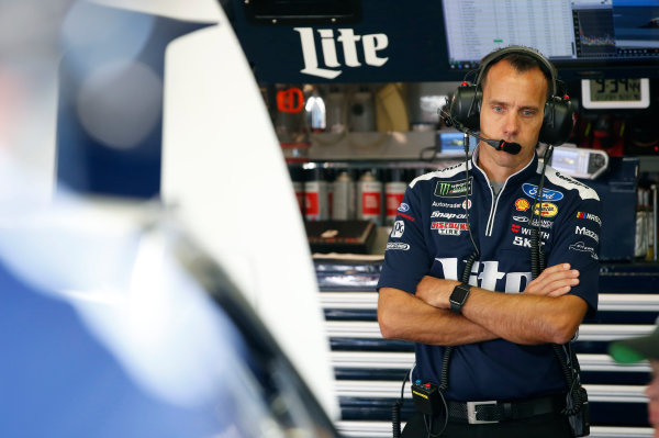 Monster Energy NASCAR Cup Series ISM Connect 300 New Hampshire Motor Speedway Loudon, NH USA Saturday 23 September 2017 Paul Wolfe, Team Penske, Miller Lite Ford Fusion World Copyright: Matthew T. Thacker LAT Images