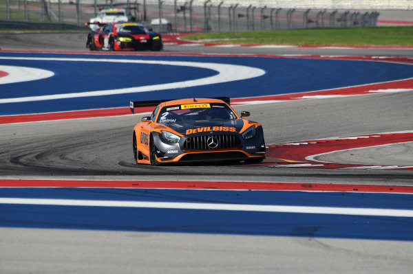 Pirelli World Challenge Grand Prix of Texas Circuit of The Americas, Austin, TX USA Friday 1 September 2017 Ryan Dalziel/Daniel Morad World Copyright: Richard Dole/LAT Images ref: Digital Image RD_COTA_PWC_17005