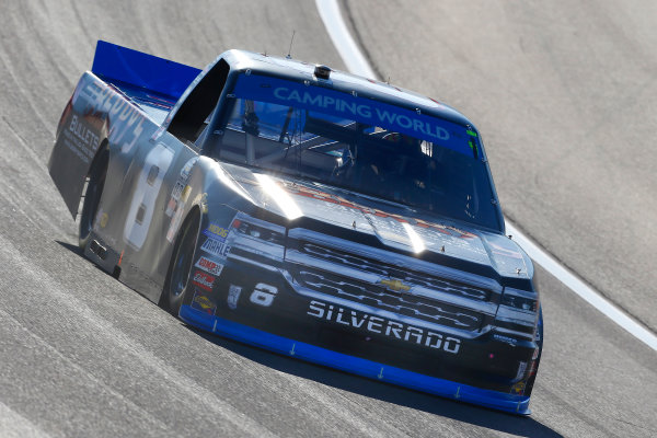 NASCAR Camping World Truck Series Las Vegas 350 Las Vegas Motor Speedway, Las Vegas, NV USA Saturday 30 September 2017 John Hunter Nemechek, Berrys Bullets Chevrolet Silverado World Copyright: Russell LaBounty LAT Images