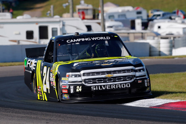 NASCAR Camping World Truck Series Chevrolet Silverado 250 Canadian Tire Motorsport Park Bowmanville, ON CAN Saturday 2 September 2017 Justin Haley, Chevrolet Silverado World Copyright: Russell LaBounty LAT Images