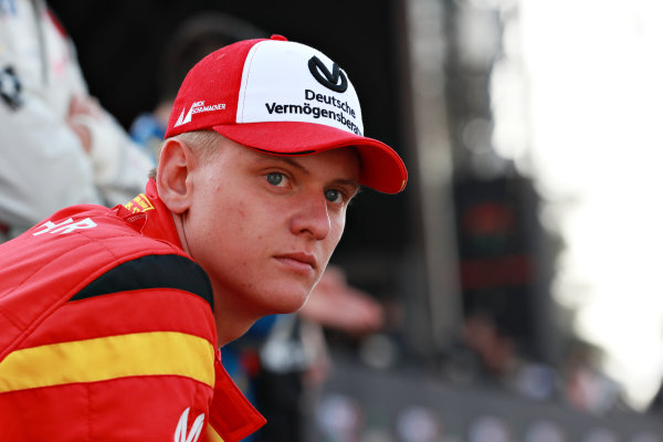 Mick Schumacher (GER) looks on during the Race of Champions on Sunday 20 January 2019 at Foro Sol, Mexico City, Mexico