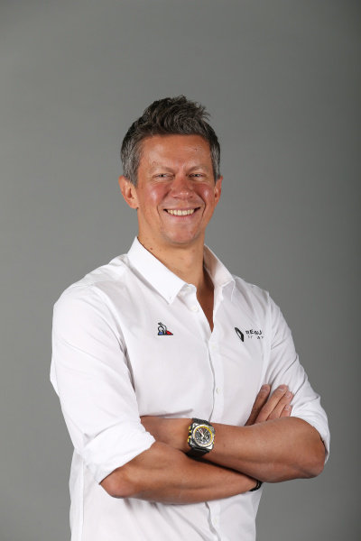 Marcin Budkowski (POL) Renault F1 Team Executive Director. Copyright: James Moy/XPB/Renault F1