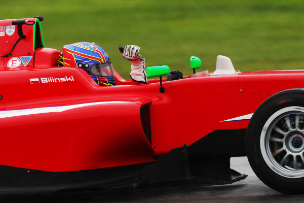 Roman Bilinski (POL) Arden BRDC GB3