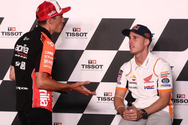 Aleix Espargaro, Aprilia Racing Team Gresini Pol Espargaro, Repsol Honda Team