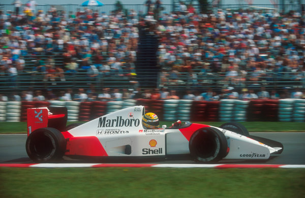 1992 Canadian Grand Prix.