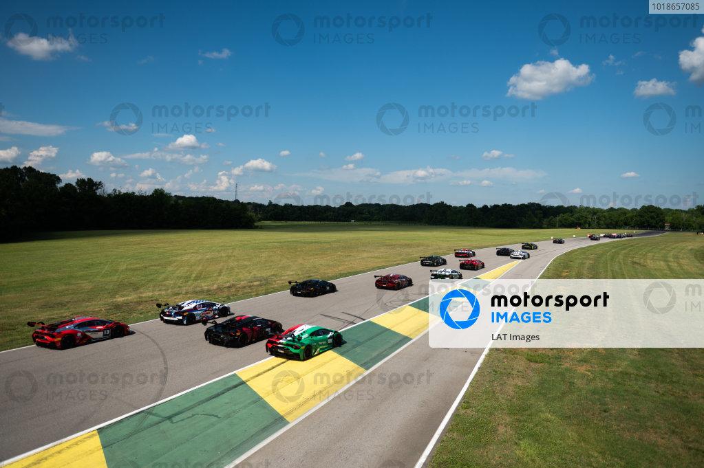 Lamborghini Super Trofeo North America: VIR