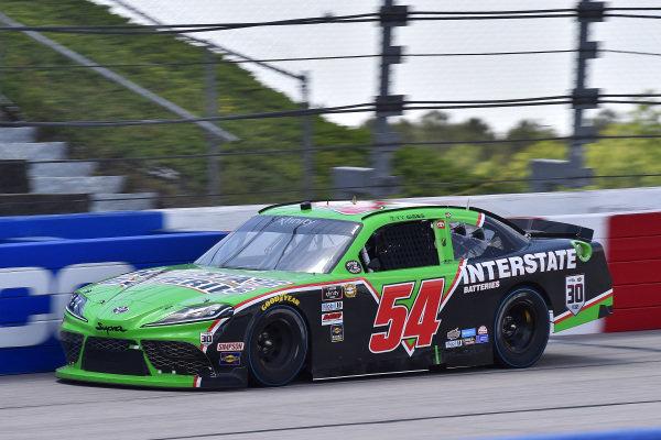 #54: Ty Giibs, Joe Gibbs Racing, Toyota Supra Interstate Batteries