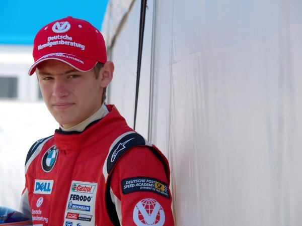 Marco Wittmann (GER) Josef Kaufmann Racing. Formula BMW Germany, Rd1 & Rd2, Oschersleben, Germany, 4-6 May 2007. DIGITAL IMAGE
