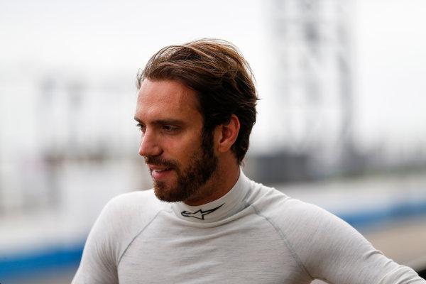 FIA Formula E Second Pre-Season Testing Event. Jean-Eric Vergne, Techeetah, Spark-Renault. Donington Park Racecourse, Derby, United Kingdom. Wednesday 7 September 2016. Photo: Adam Warner / LAT ref: Digital Image _14P4109