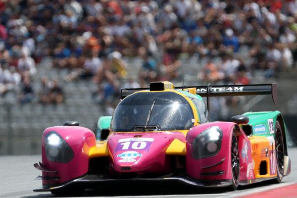 2017  European Le Mans Series, Red Bull Ring, 21st-23rd July 2017, #10 Davide Roda (ITA) / Andres Mendez (COL) / Dario Capitanio (ITA) - OREGON TEAM - Norma M 30 ? Nissan World Copyright. JEP/LAT Images