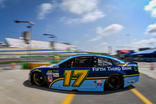 Monster Energy NASCAR Cup Series Quaker State 400 Kentucky Speedway, Sparta, KY USA Friday 7 July 2017 Ricky Stenhouse Jr, Roush Fenway, Fifth Third Bank Ford Fusion World Copyright: Logan Whitton LAT Images