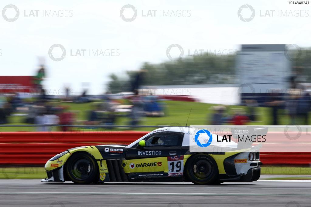 Round 6 - Silverstone 500