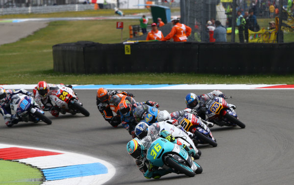 2017 Moto3 Championship - Round 8 Assen, Netherlands Sunday 25 June 2017 Joan Mir, Leopard Racing World Copyright: David Goldman/LAT Images ref: Digital Image 680586