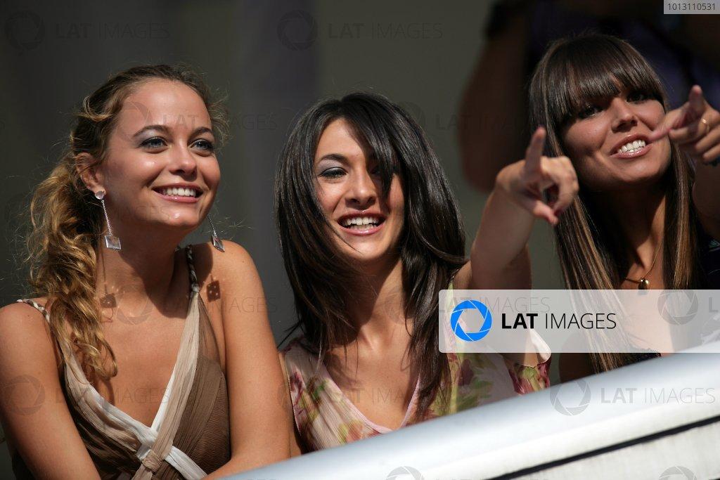 2007 Italian Grand Prix - Thursday