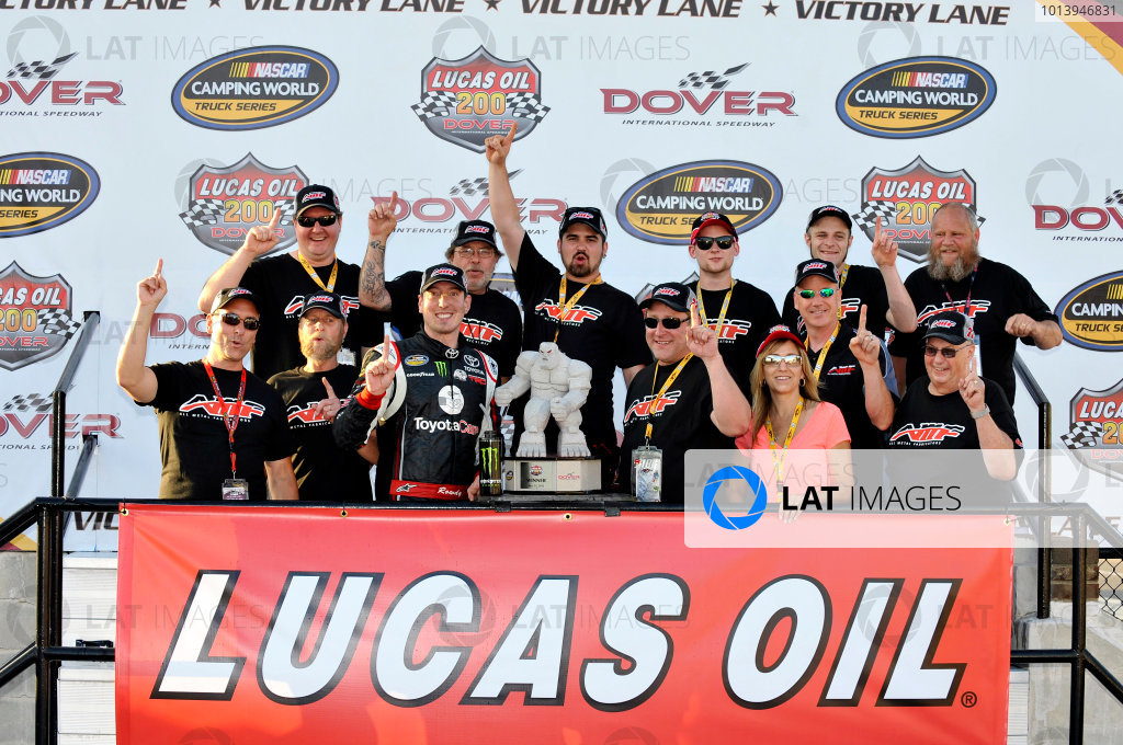 2013 Camping World Truck Dover