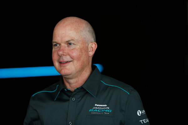 Jaguar Racing Official Formula E Launch Jaguar Heritage Collections Centre, Gaydon, UK Thursday 8 September 2016 Craig Wilson (Managing Director, Williams Advanced Engineering). World Copyright: Andrew Ferraro/LAT Photographic ref: Digital Image _FER6629