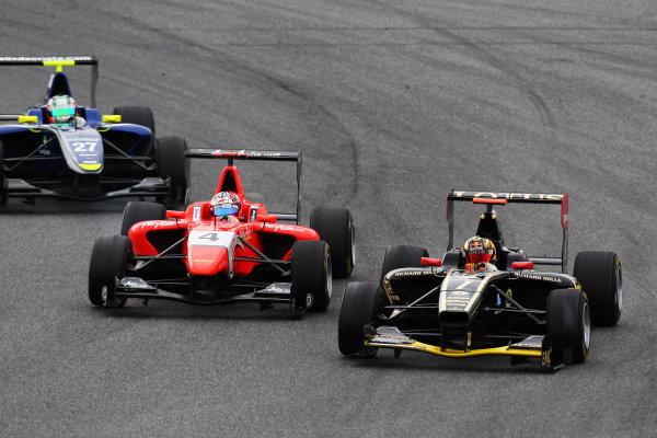Circuit de Catalunya, Barcelona, Spain. 13th May 2012. Sunday Race. Daniel Abt (GER, Lotus GP) Action.  Photo: Glenn Dunbar/GP3 Media Service. ref: Digital ImageCG8C4267.jpg
