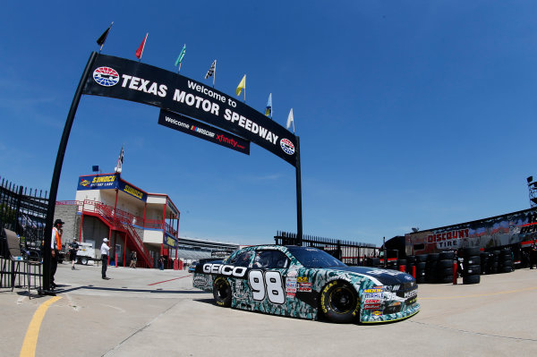 2017 NASCAR Xfinity Series My Bariatric Solutions 300 Texas Motor Speedway, Fort Worth, TX USA Friday 7 April 2017 Casey Mears World Copyright: Matthew T. Thacker/LAT Images ref: Digital Image 17TEX1mt1144