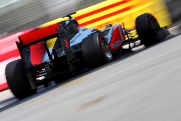 Monte Carlo, Monaco26th May 2011Jenson Button, McLaren MP4-26 Mercedes. Action. World Copyright: Andy Hone/LAT Photographicref: Digital Image CSD_3588