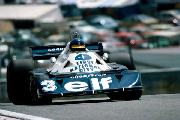 Jarama, Madrid, Spain. 6th-8th May 1977.