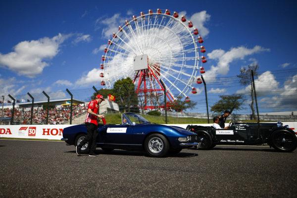 Kimi Raikkonen, Ferrari, o prehliadke vodičov