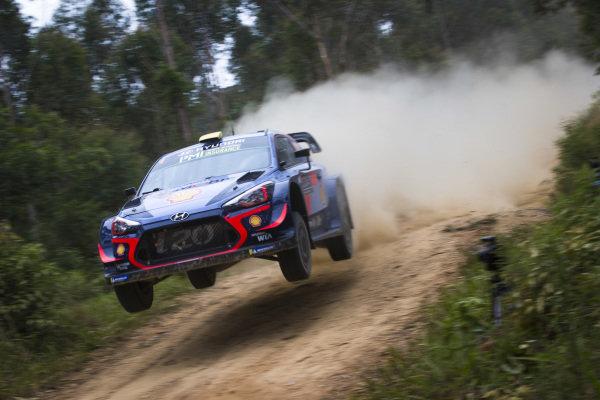 Andreas Mikkelsen, Hyundai Motorsport, Hyundai i20 Coupé WRC 2018