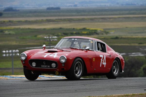 Ned Spieker, Ferrari 250SWB, 1961