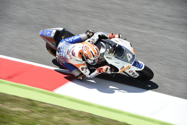 Steven Odendaal, RW Racing GP.