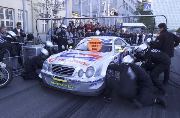 2001 Stars and Cars Weekend